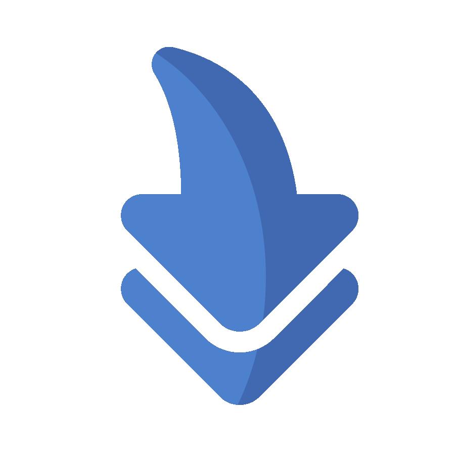 Icon down arrow 01